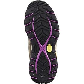 Columbia Terrebonne Outdry Chaussures Femme, pebble/intense violet